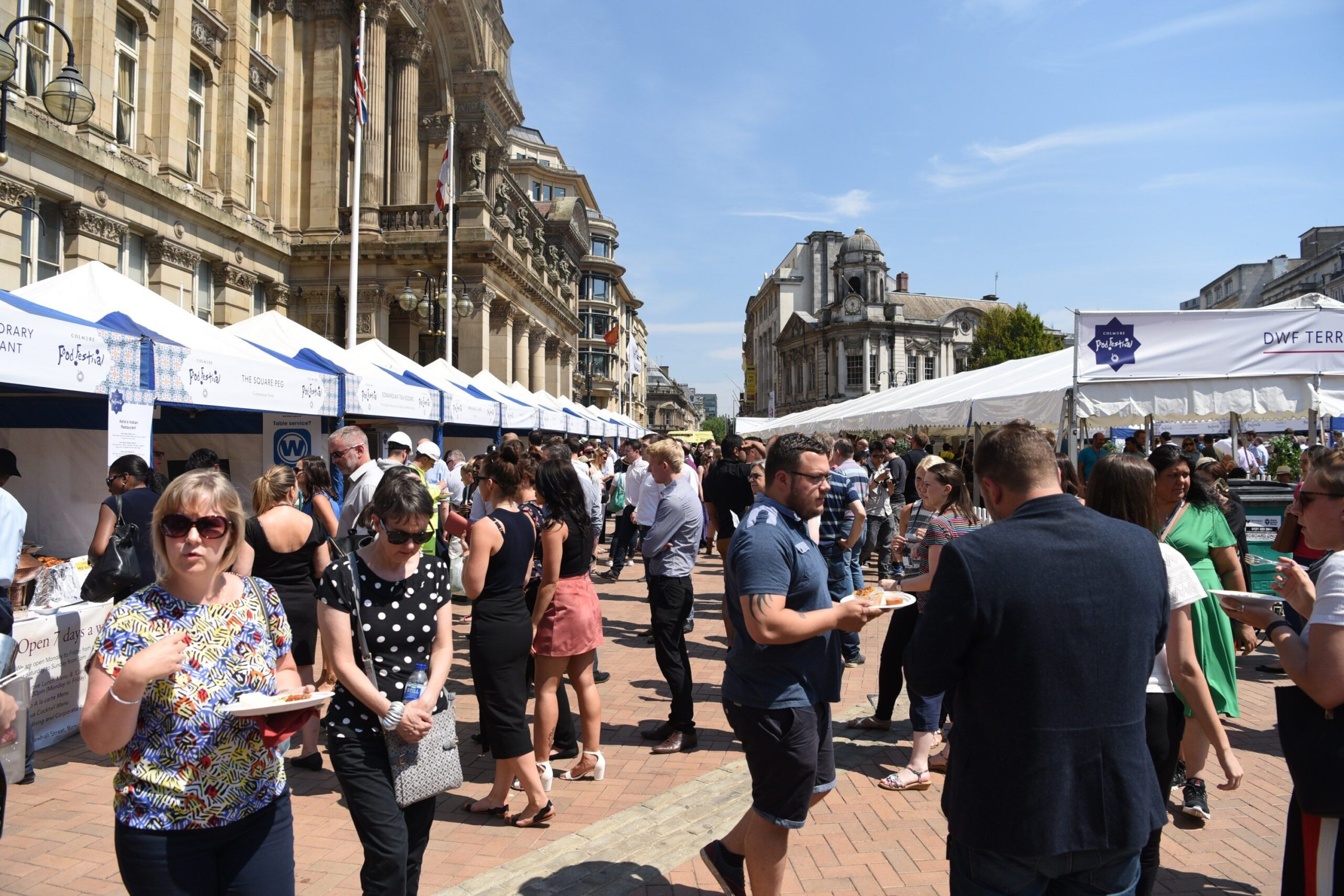 Colmore Food Festival scaled Working Groups