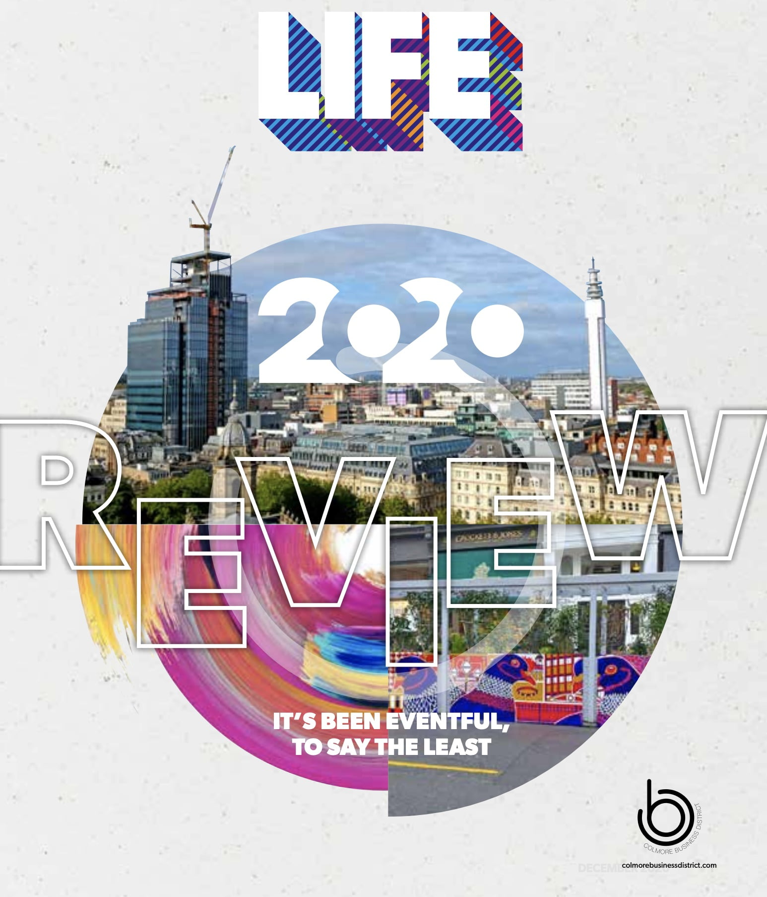 Colmore Life 2020 Review image Publications