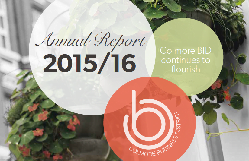 Annual Report 201516 Publications