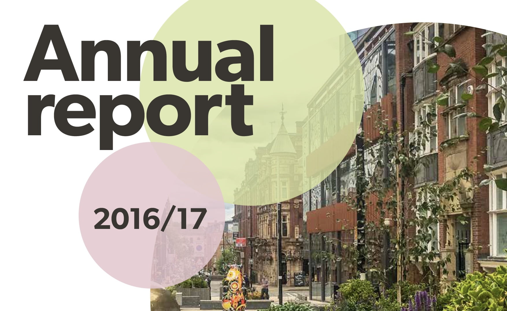 Annual Report 201617 Publications