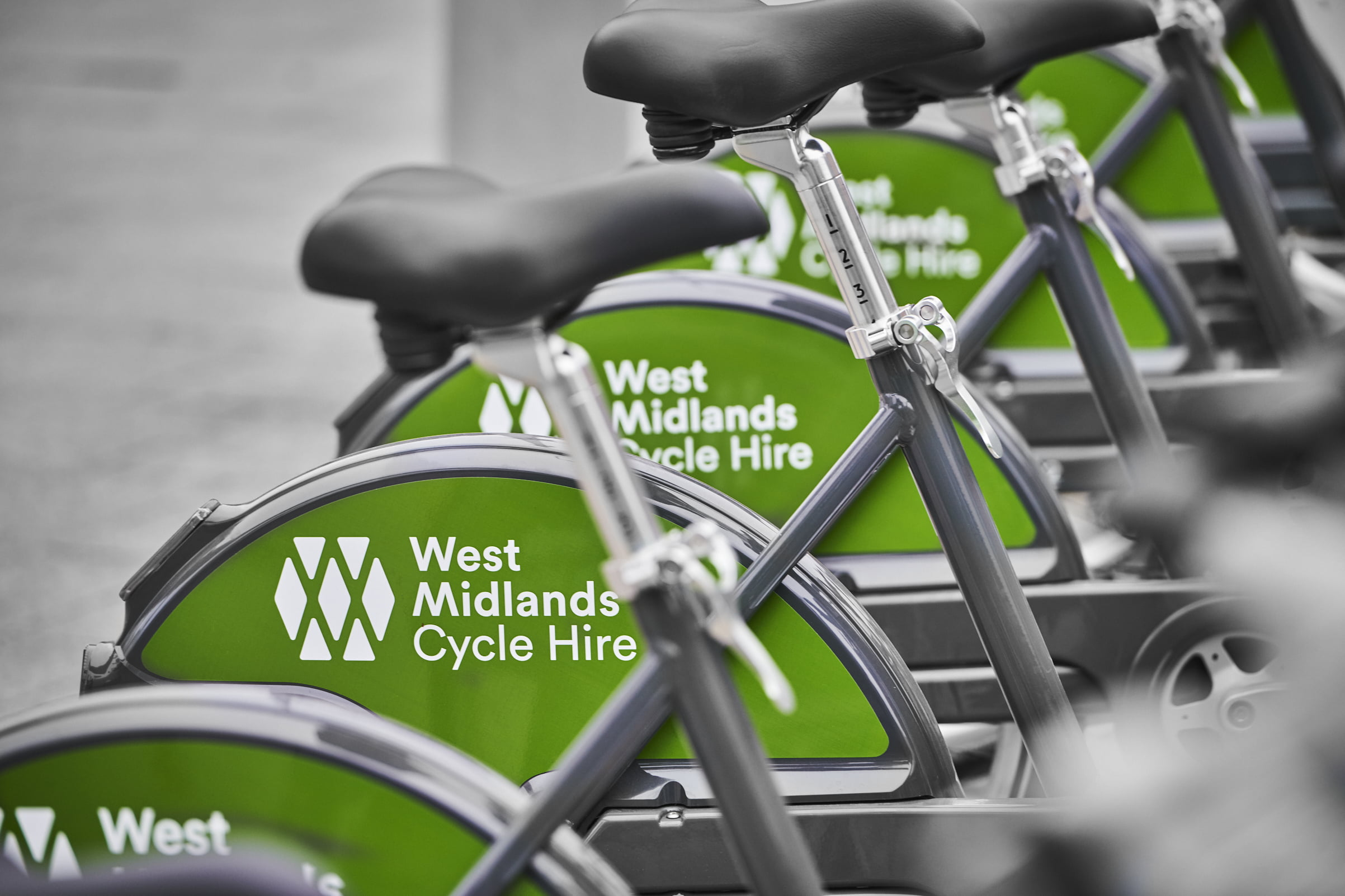 West Midlansd Cycle Hire