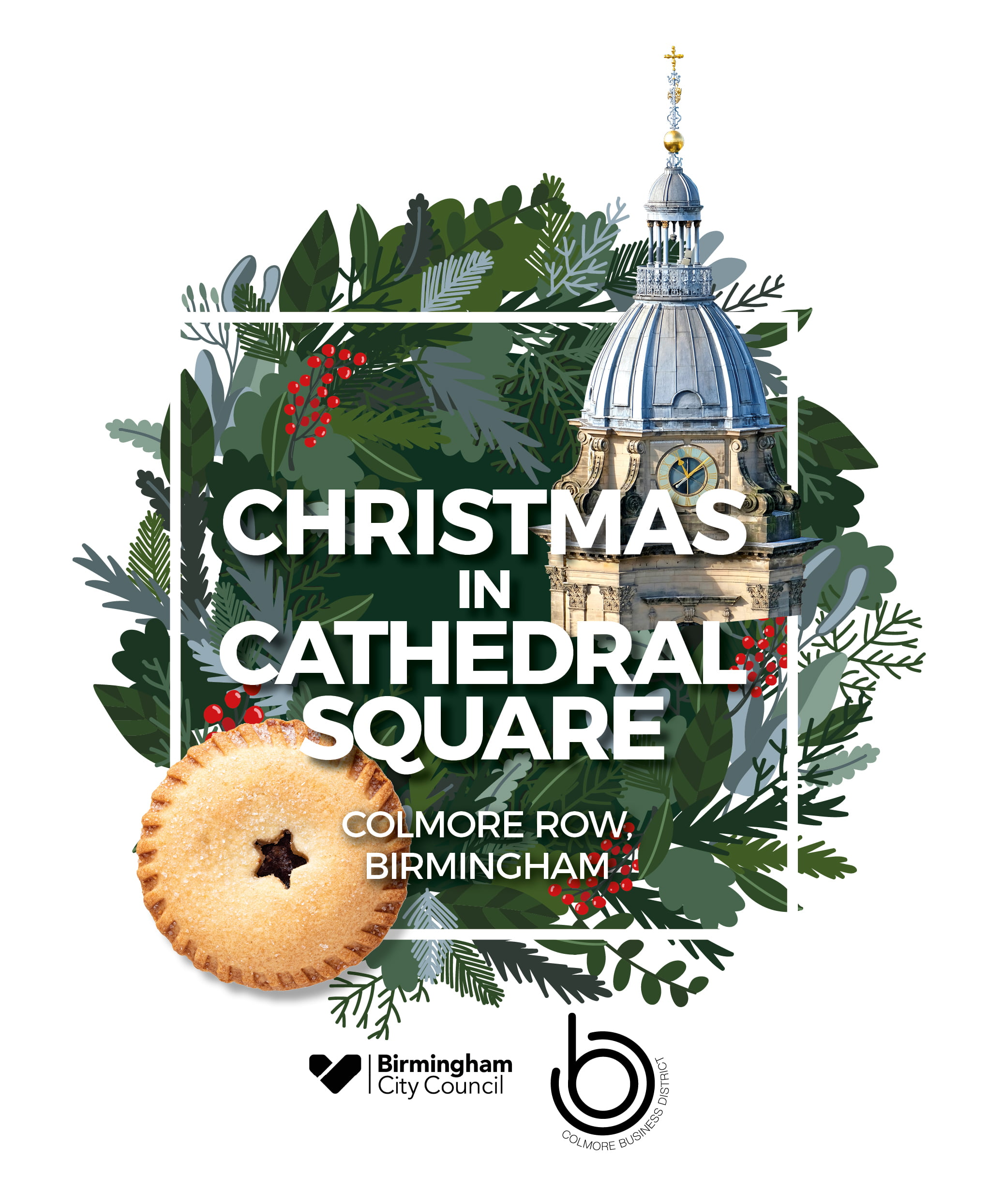 Christmas in Cathedral Square