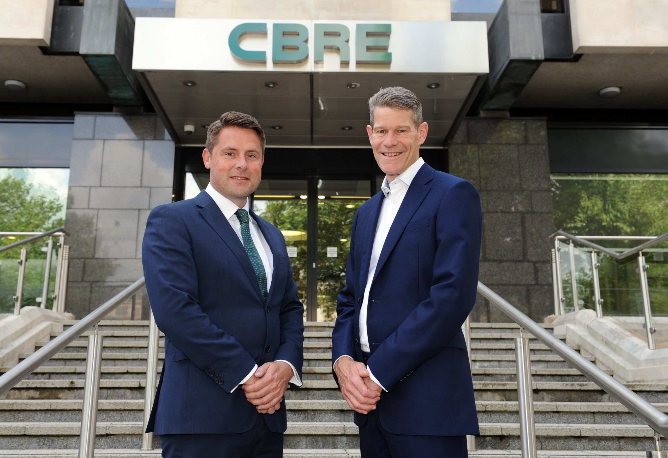 Will Ventham, and Martin Guest, CBRE